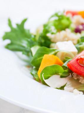 Plateau Assiette végétarienne